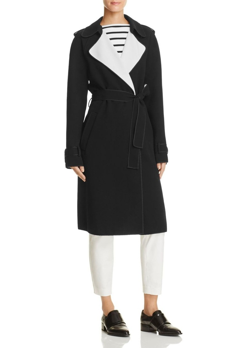 a31636fc69 Theory Theory Laurelwood SB Bonded Trench Coat | Outerwear
