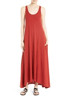 Theory Laurem Nebulous A-Line Maxi Dress