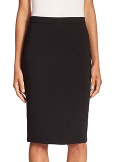 Theory Lijnek Pencil Skirt