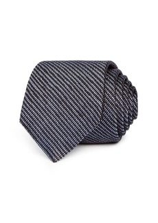 Theory Lincoln Roadster Silk Skinny Tie