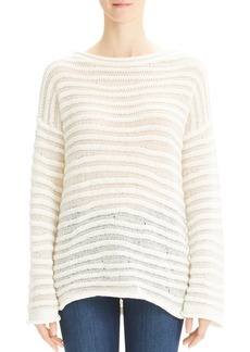 Theory Links Textured Sweater
