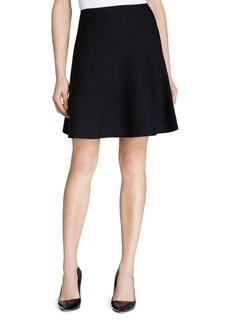 Theory Lotamee Evian Knit Skirt