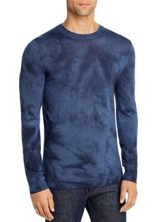 Theory Lyos Premier Tie-Dye Wool Sweater