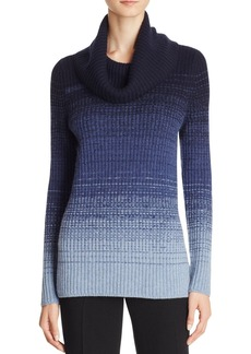 Theory Madalinda Ombr� Turtleneck Sweater - 100% Bloomingdale's Exclusive