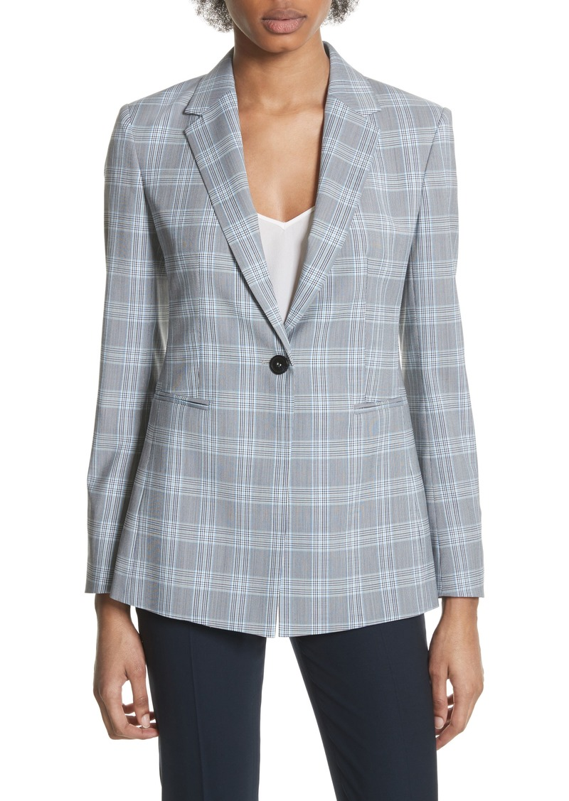 507cfb5525f Theory Theory Mapel Wool Power Jacket | Suits
