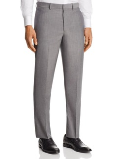 Theory Marlo Tailored Gingham Slim Fit Suit Pants