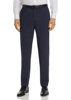 Theory Mayer Longford Tonal Glen Plaid Slim Fit Suit Pants