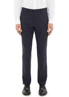 Theory Mayer New Tailor 2 Wool Dress Pants