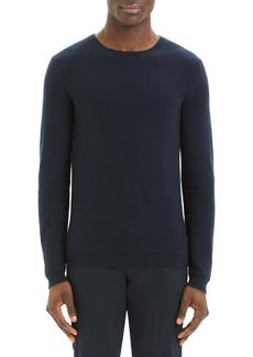 Theory Medin Crewneck Cashmere Sweater