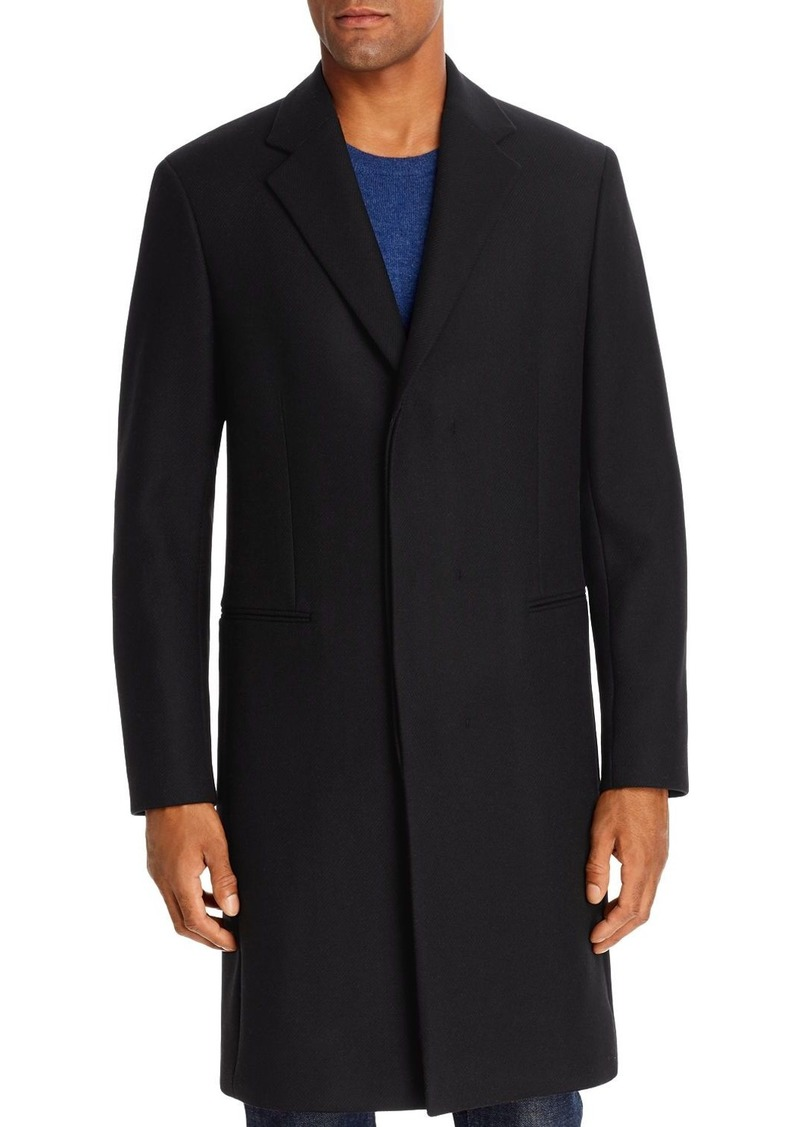 Theory Melton Regular Fit Topcoat