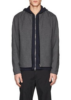 Theory Men's Amir Tailored Bomber Jacket