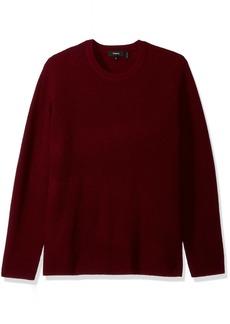 Theory Men's Cashmere Sweater deep Radish XL
