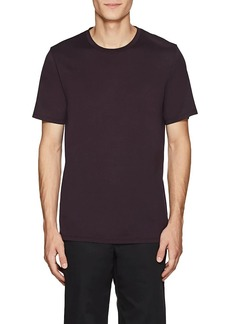 Theory Men's Claey Silk-Cotton Jersey T-Shirt