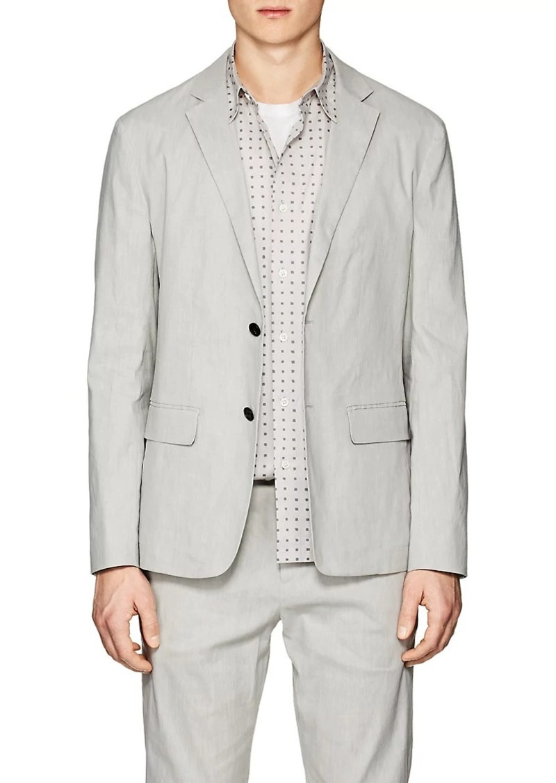 ccceca7fa1fb Theory Theory Men s Clinton Linen-Blend Two-Button Sportcoat ...