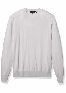Theory Men's Crew Neck Regal Wool Sweater