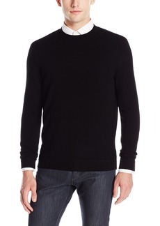 Theory Men's Donners Cashmere Crew Neck Sweater