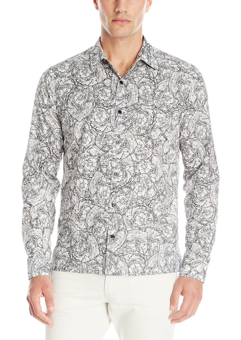 Theory Theory Men 39 S Efron Long Sleeve Button Down Shirt