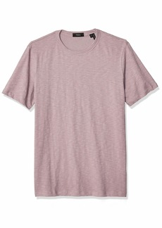 Theory Men's Essential Cosmos Slub Cotton Tee  XL