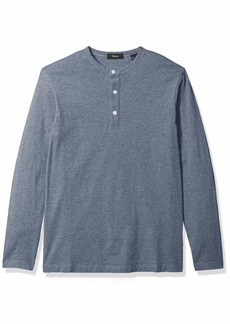 Theory Men's Essential Henley LS  M