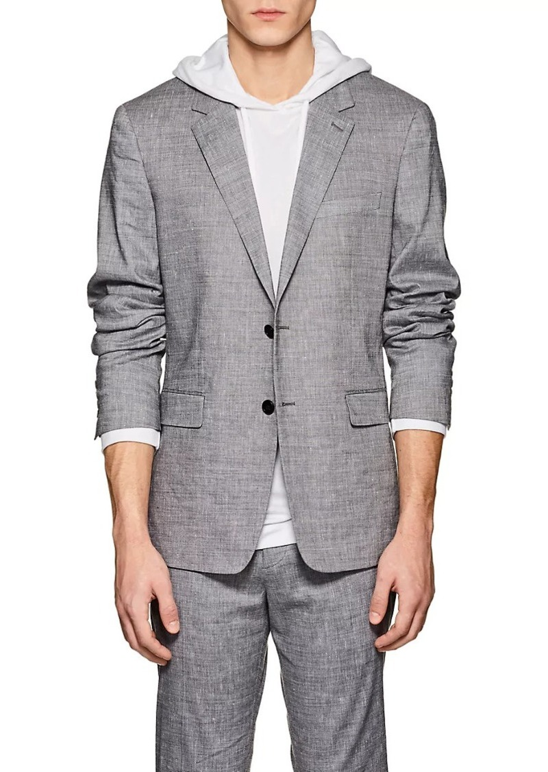 291b6f39a26 SALE! Theory Theory Men's Gansevoort Linen-Blend Two-Button Sportcoat