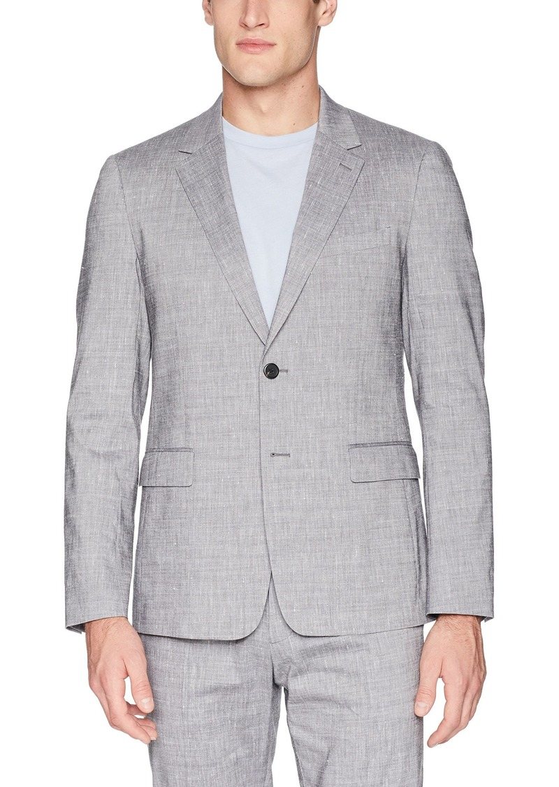 Theory Men's Gansevoort Slubbed Suiting Jacket