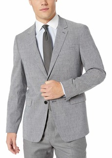 Theory Men's Gansevoort Slubbed Summer Suit