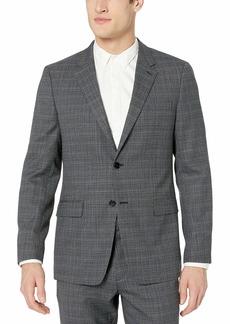 Theory Men's Gansevoort Wesleytwo Button Plaid Suit Jacket sur Multi