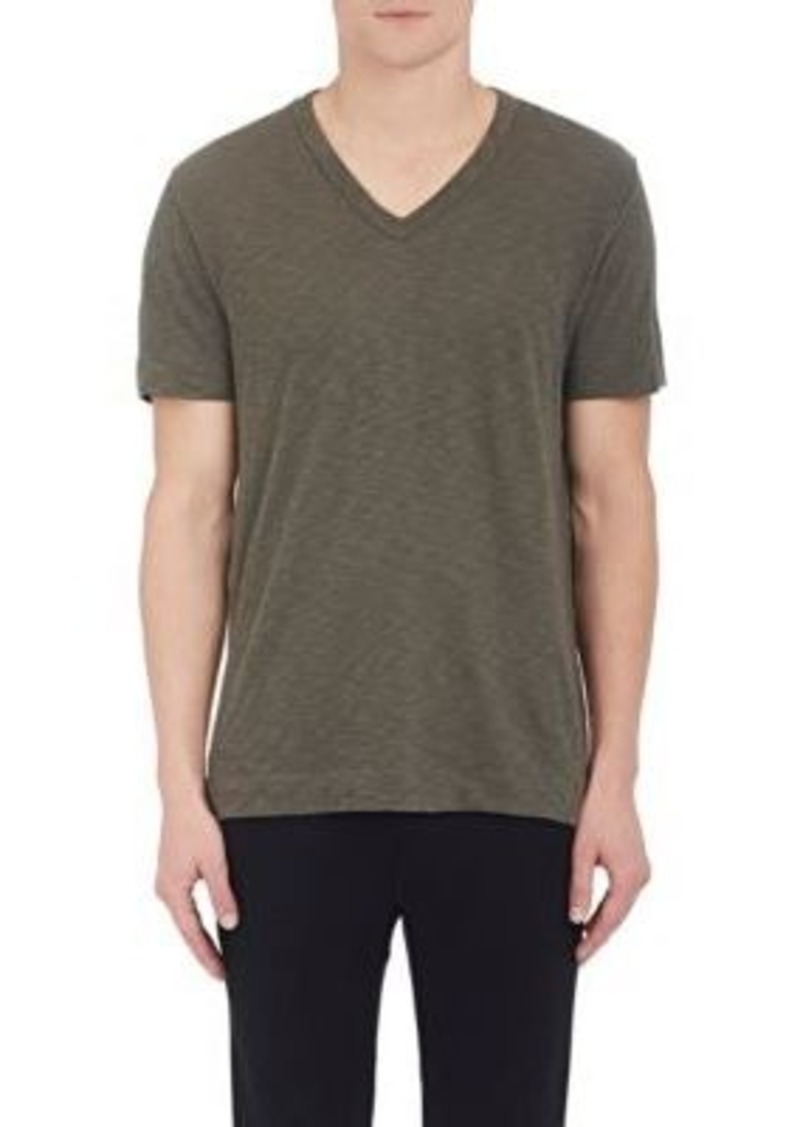 Theory Theory Men 39 S Gaskell Cotton V Neck T Shirt Casual
