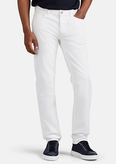 Theory Men's Haydin Cotton Slim-Straight Pants