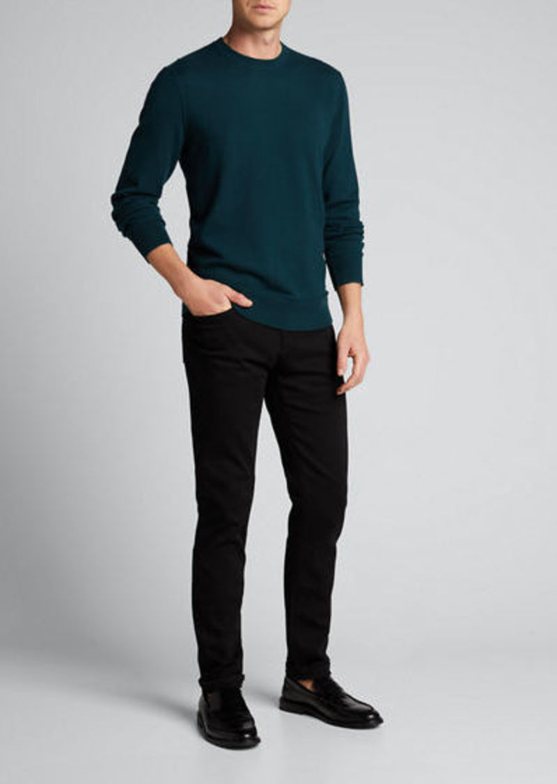 Theory Men's Hilles Cashmere Crewneck Sweater