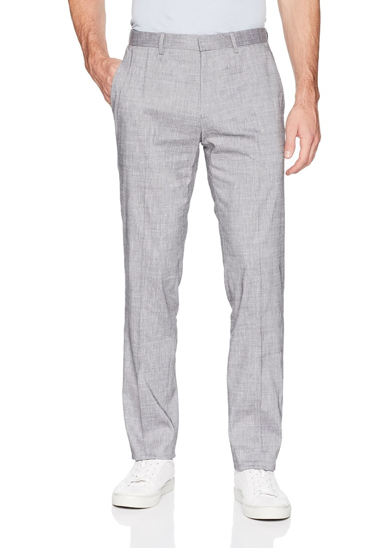 Theory Men's Mayer Slubbed Summer Suiting Pant