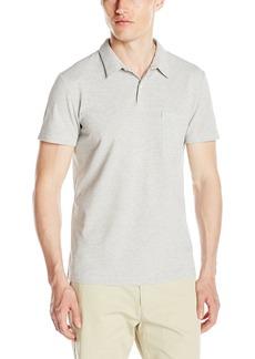 Theory Men's Millos Coast Pique Polo Shirt