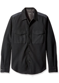 Theory Men's Mory Rossland Button Down Shirt