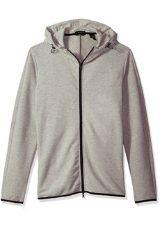 Theory Men's Neo Hoodie.Stretch T