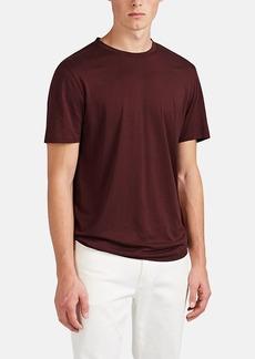 Theory Men's Plaito Jersey Crewneck T-Shirt