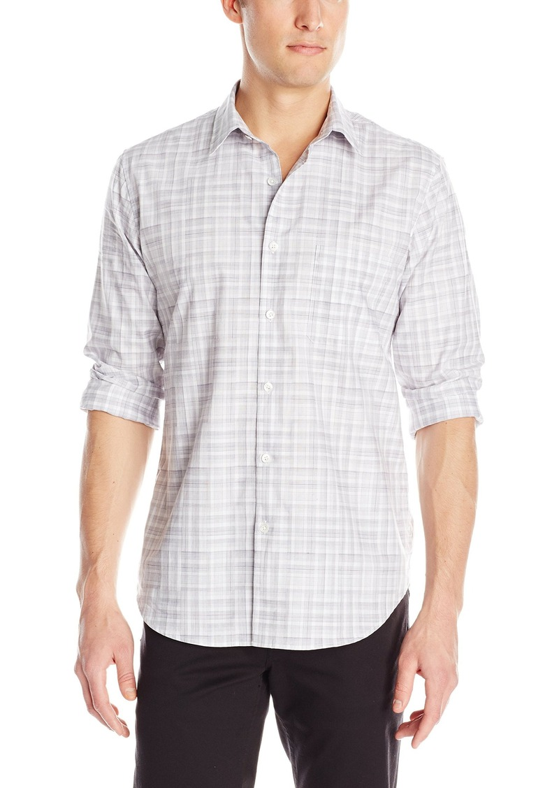 Theory Theory Men 39 S Rammy Dorncliffe Woven Shirt Casual