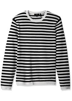 Theory Men's Roldans Breach Sweater  XL