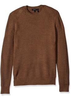 Theory Men's Ronzons Cashwool Crew Neck Sweater