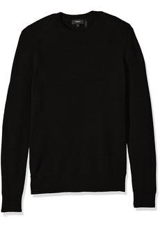 Theory Men's Ronzons Cashwool Crew Neck Sweater  XX-Large