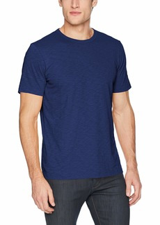 Theory Men's slub Cotton Essential Crew Neck T Shirt  S