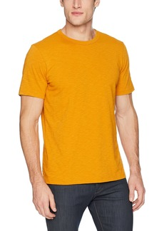 Theory Men's slub Cotton Essential Crew Neck T Shirt  XL