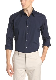 Theory Men's Sylvain Wealth Dress Shirt
