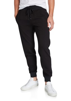 Theory Men's Vault Endurance Ponte Active Pants