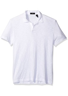 Theory Men's Willem Nebulous Short Sleeve Polo