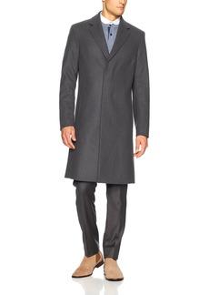 Theory Men's Wool Overcoat  M