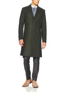 Theory Men's Wool Overcoat  S