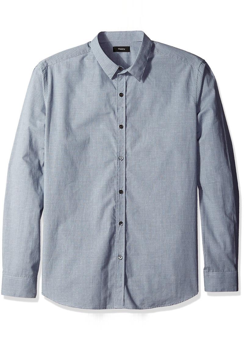 Theory Theory Men 39 S Zack Ps Tessel Button Down Shirt