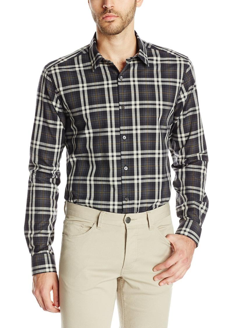 Theory Theory Men 39 S Zack Winteron Sport Shirt Casual