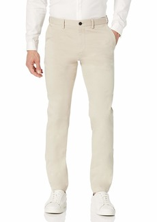 Theory Men's Zaine  Trousers  Off White X32