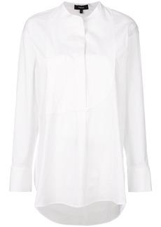 Theory modern bib shirt - White